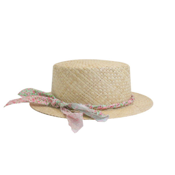 RIBBON LAPHIA-HAT